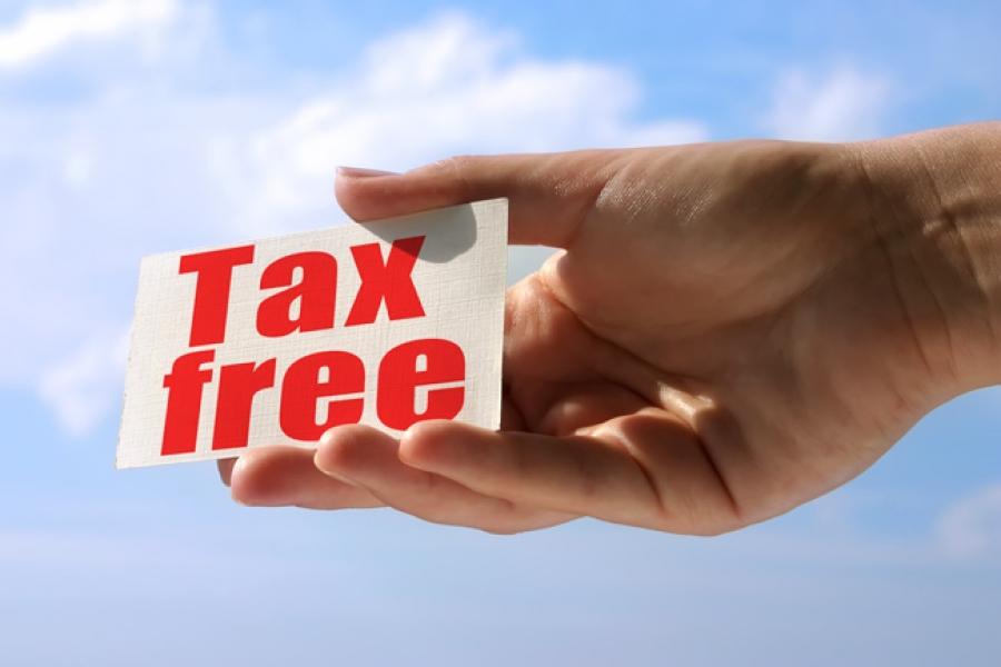 Chức năng miễn thuế