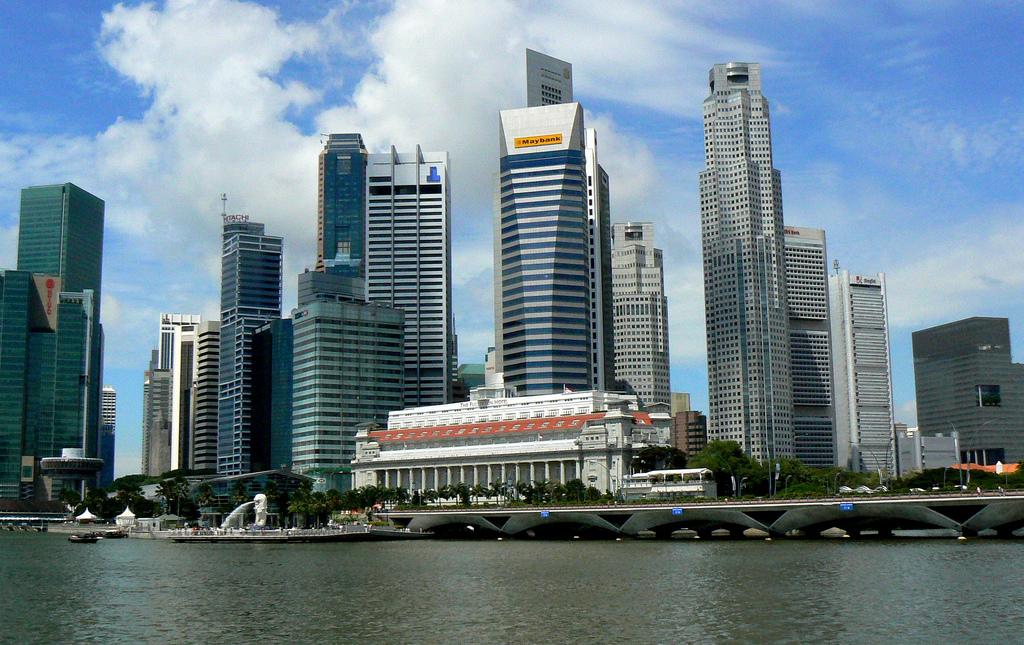 Mở tài khoản cá nhân ở Singapore